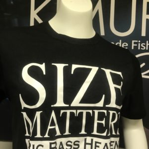 Size Matters Ladies Cotton T
