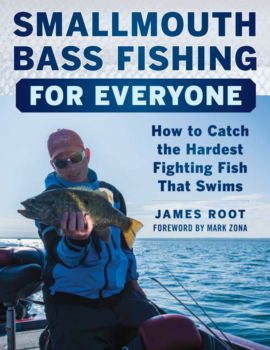 Jim Root's Smallmouth Bass Fishing Book