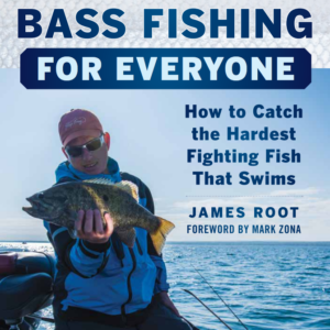 Reel Bragging Rights Jim Root, Jim Root's Smallmouth Bass Fishing Book Smallmouth Holiday Gift Bundle